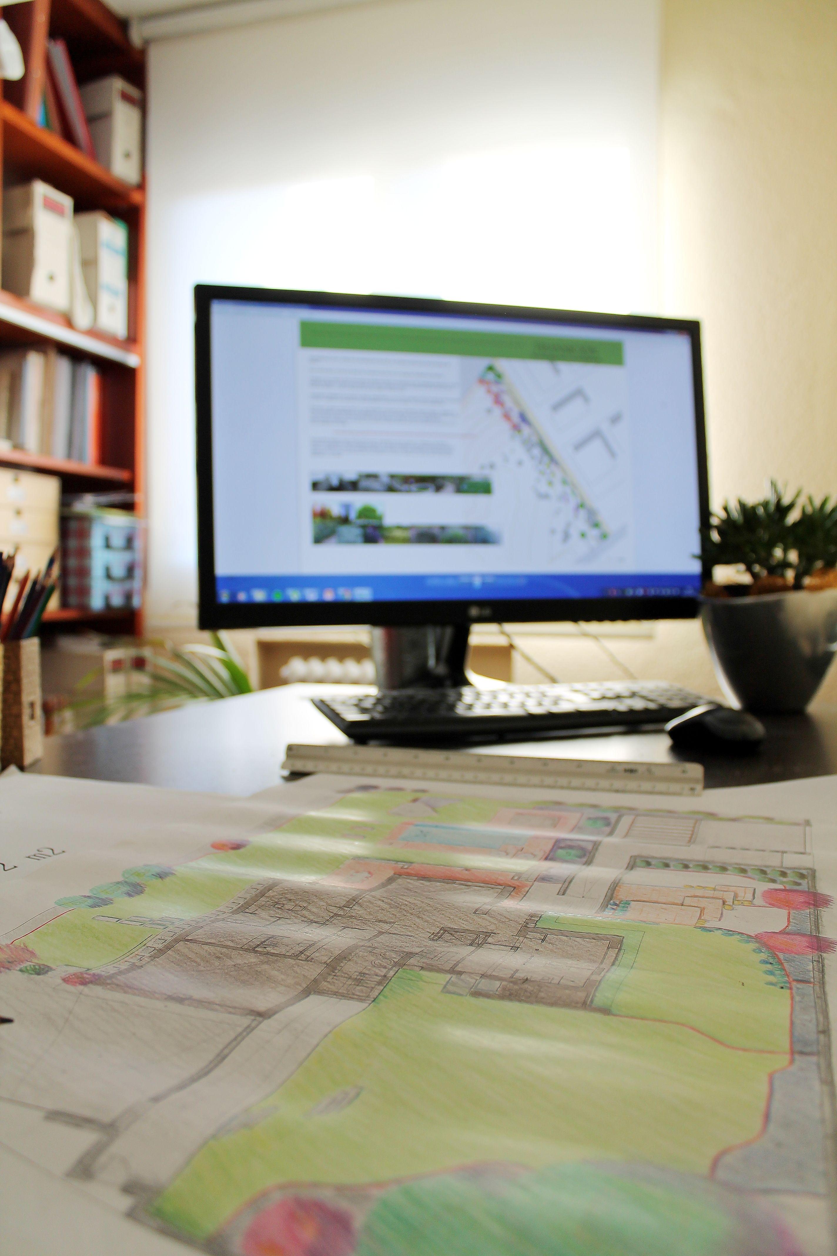 Empresa de proyectos y obras de jardinería y paisajismo en Madrid