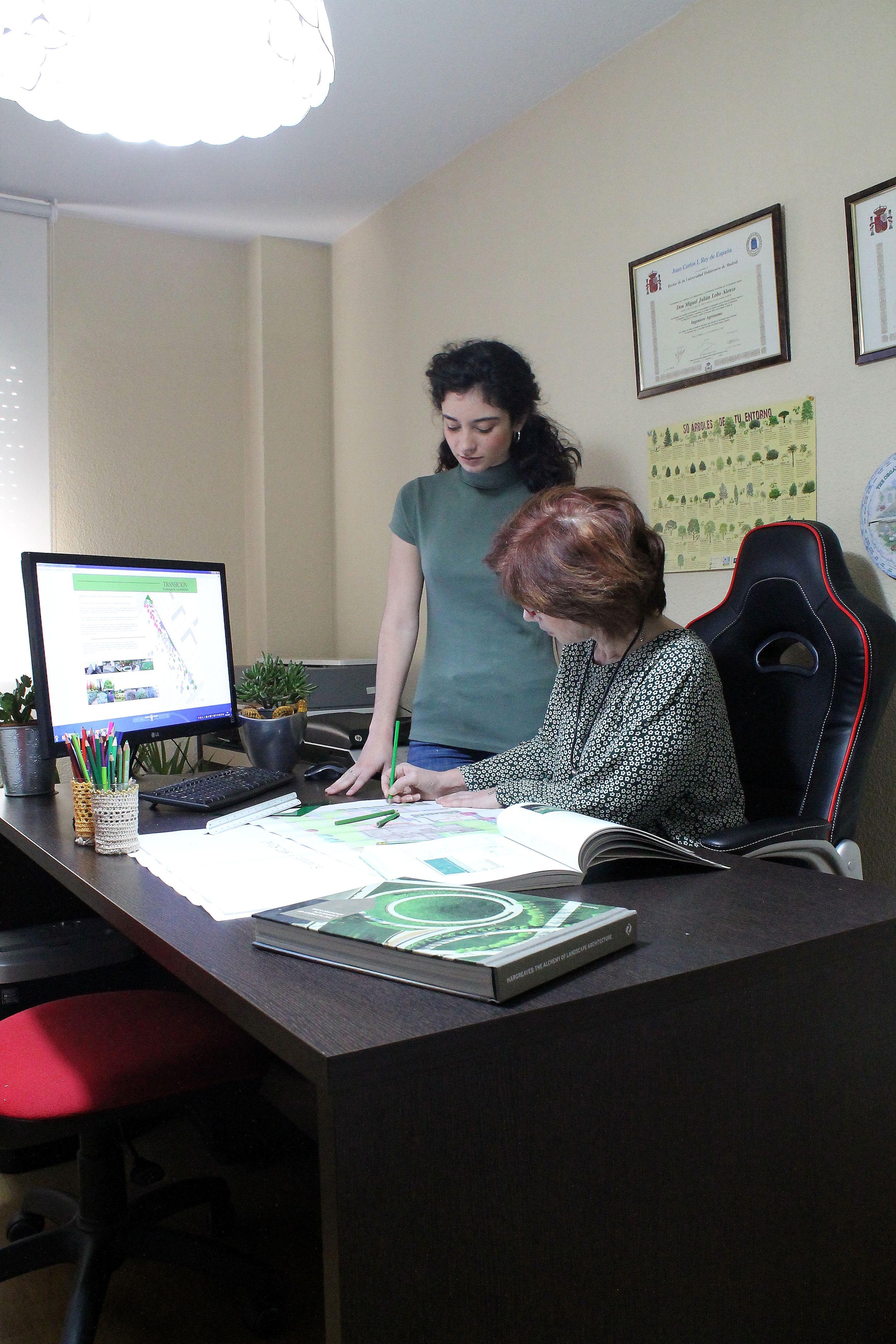 Empresa de proyectos de jardinería y paisajismo en Madrid