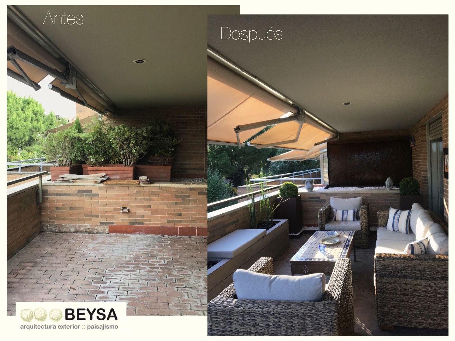 Foto 1 de Paisajismo en  | Beysa Arquitectura y Paisajismo