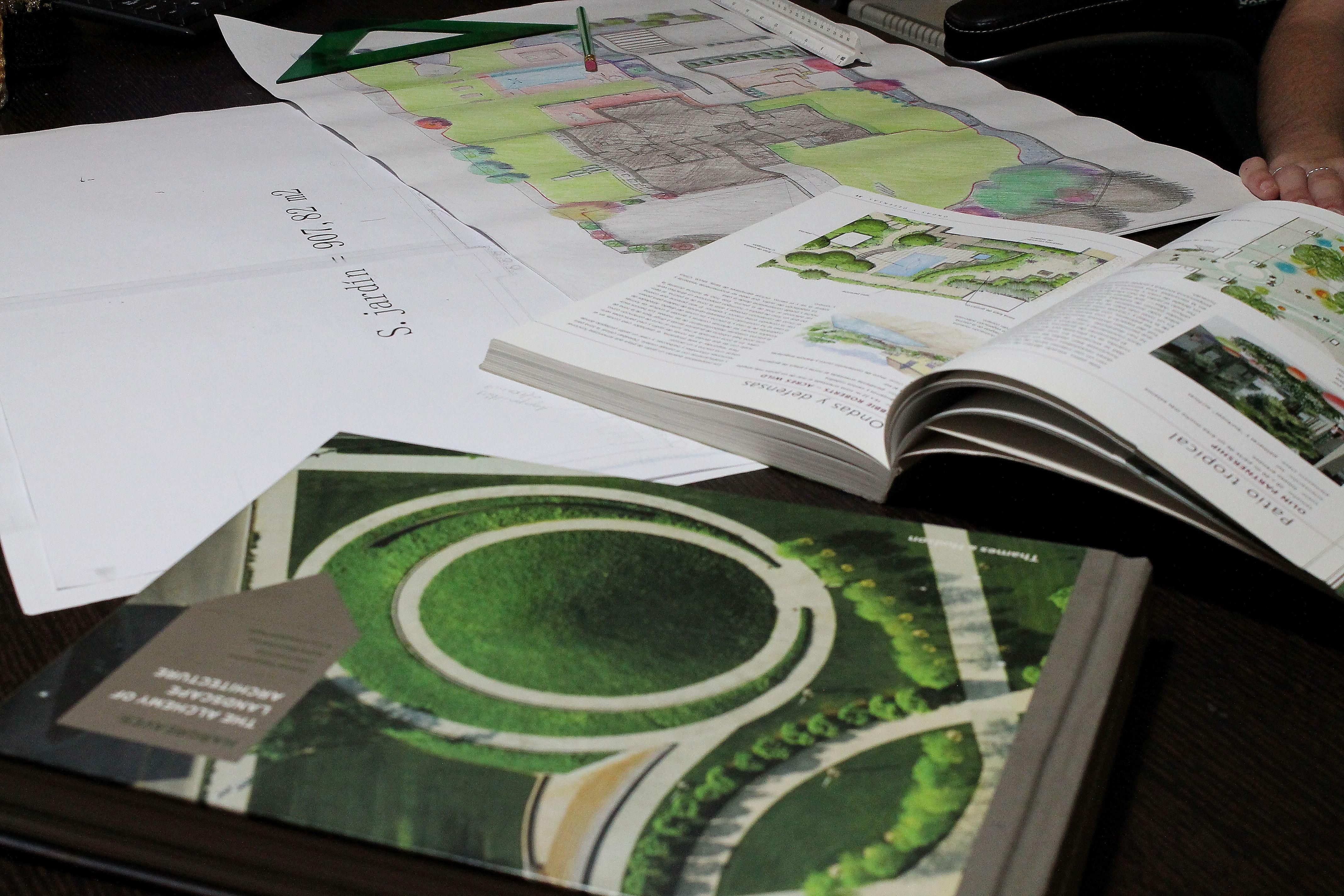 Proyectos de jardinería y paisajismo en Madrid