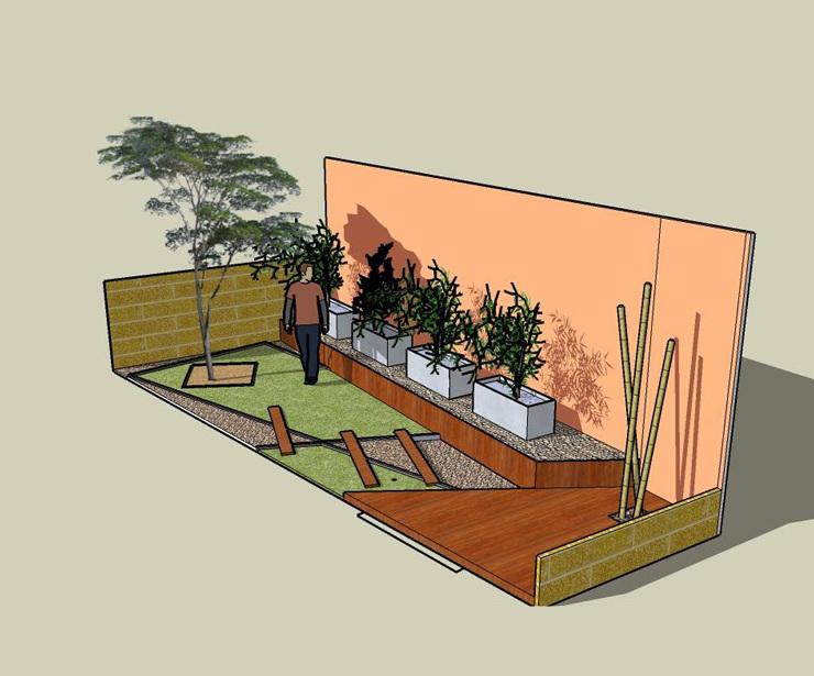 Proyectos y ejecución de jardines en terrazas y áticos en  Madrid y Guadalajara