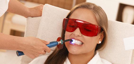 Blanqueamiento dental en la Clínica Dental Peter Erdmann