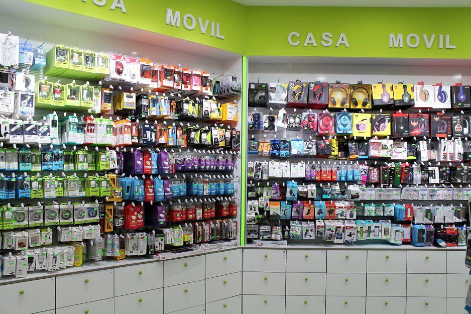 Accesorios de telefonía móvil en Madrid sur