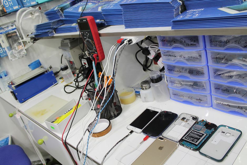Reparar Iphone en Madrid sur