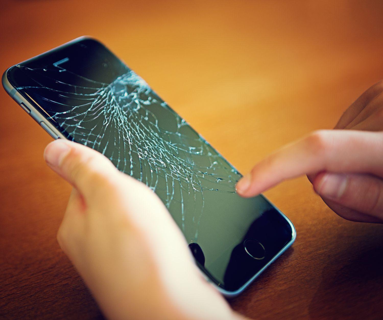 Reparación de pantallas de móviles en Madrid