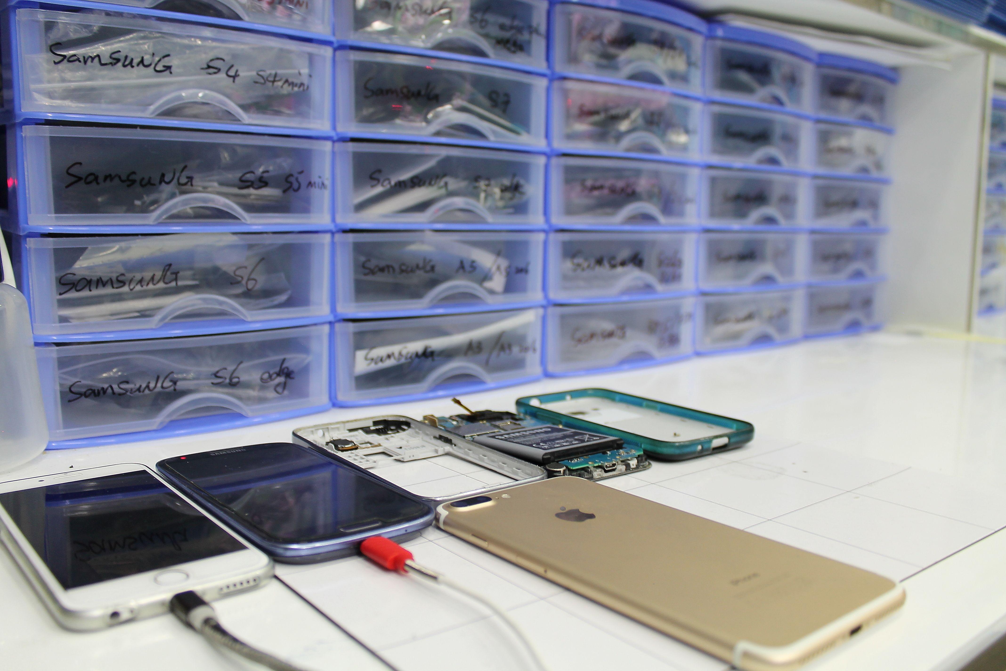 Liberación de móviles: Catálogo de Casamóvil