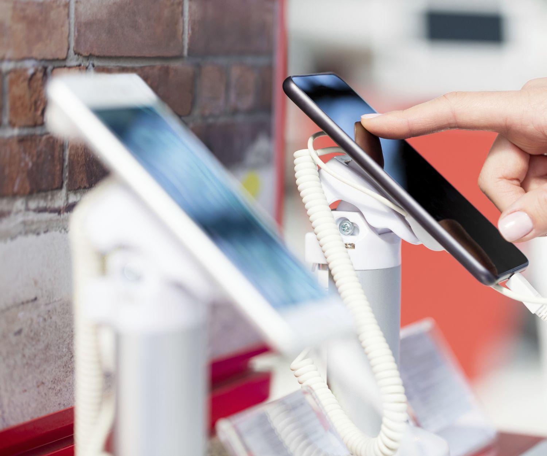 Tiendas de móviles en Madrid
