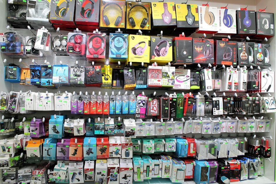 Accesorios para móviles en Madrid noreste
