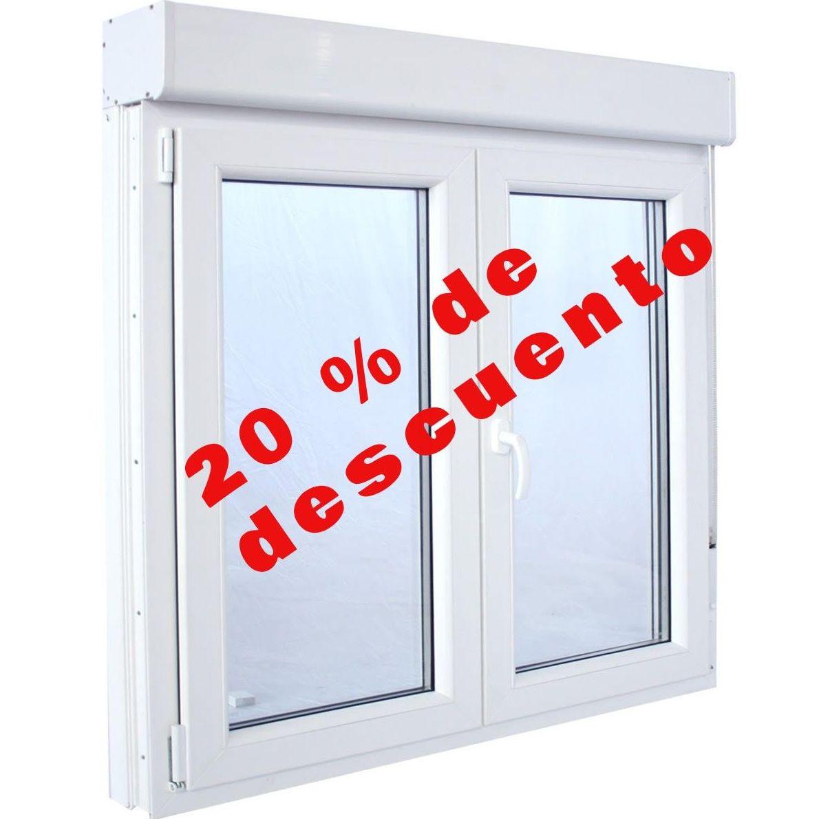 Promoción ventana de pvc Madrid