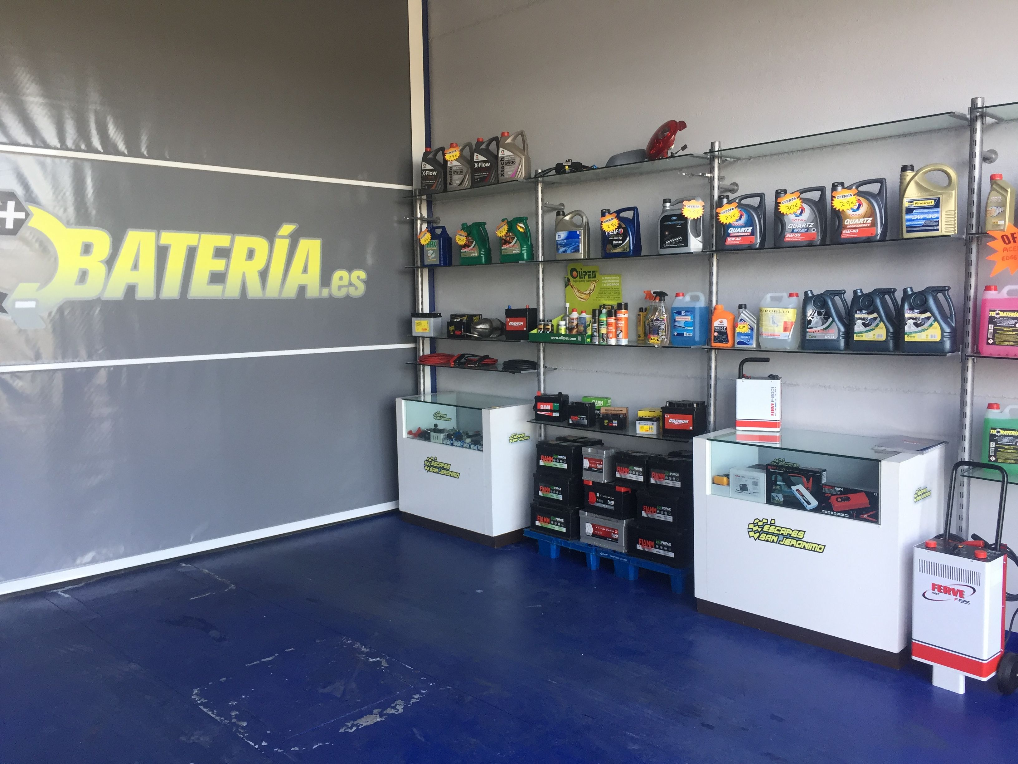 Regeneración o reparación de baterías industriales: Servicios de Tu Batería