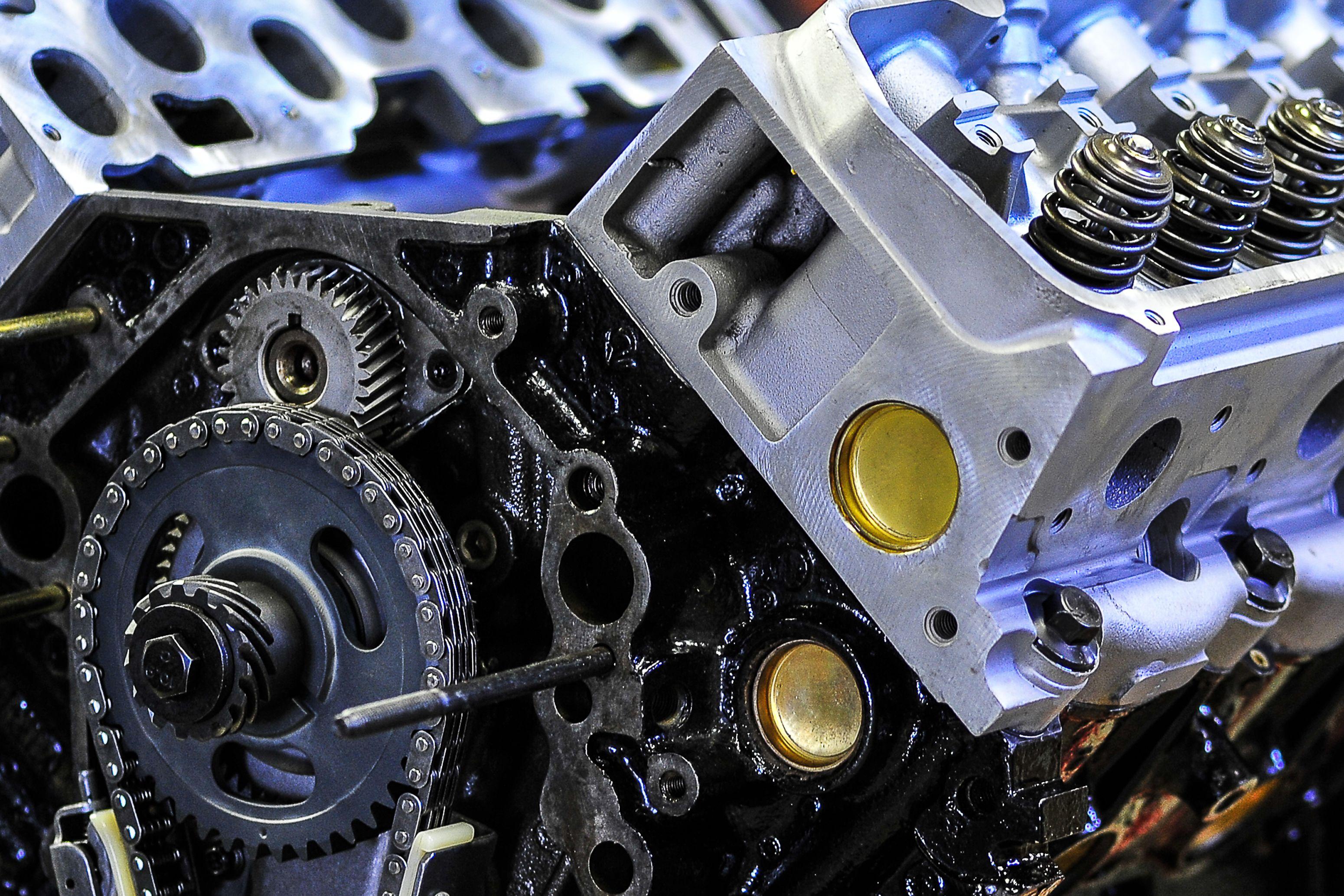 Correas y cadenas de distribución: Servicios de +Motor Vitoria