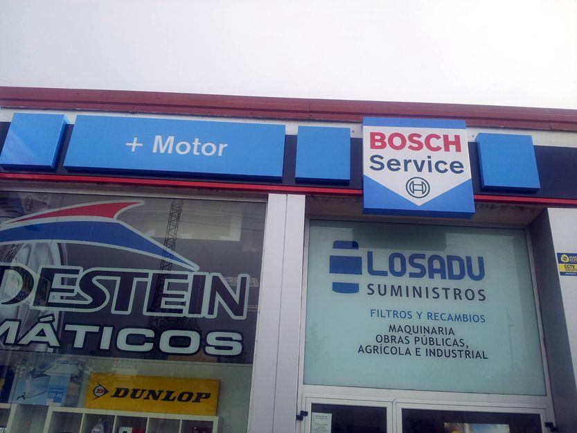 Taller mecánico en Vitoria-Gasteiz