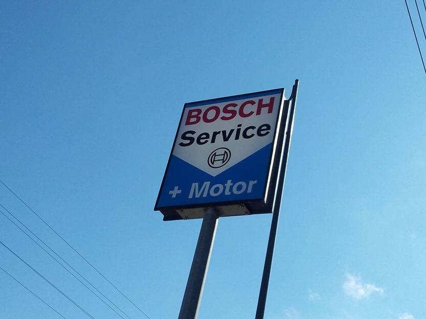Taller Bosch Service en Vitoria-Gasteiz