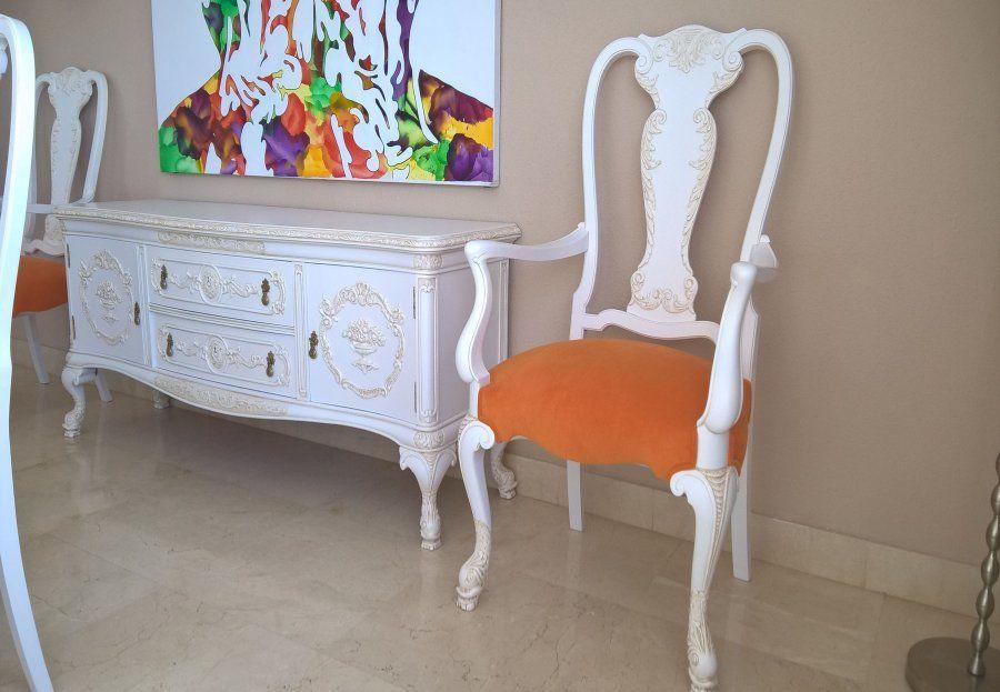 Restauracion De Muebles Madrid : Restauración de muebles en el centro madrid dorado al