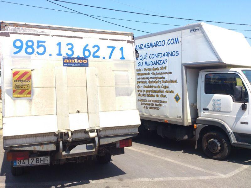 Foto 5 de Mudanzas y guardamuebles en Gijón | Transportes y Mudanzas Mario