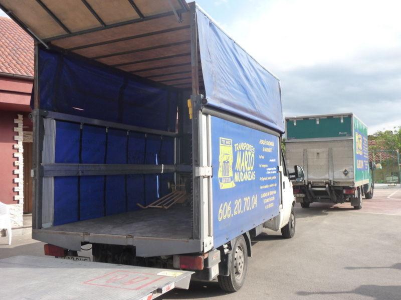 Foto 4 de Mudanzas y guardamuebles en Gijón | Transportes y Mudanzas Mario