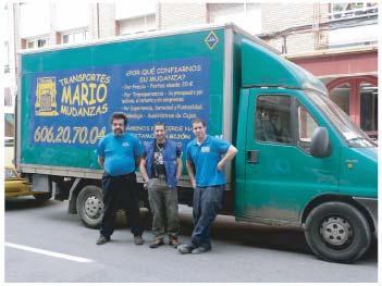 Foto 13 de Mudanzas y guardamuebles en Gijón | Transportes y Mudanzas Mario