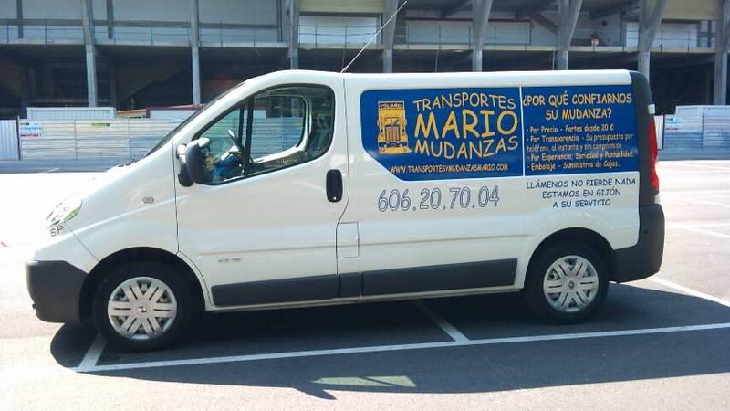 Foto 9 de Mudanzas y guardamuebles en Gijón | Transportes y Mudanzas Mario