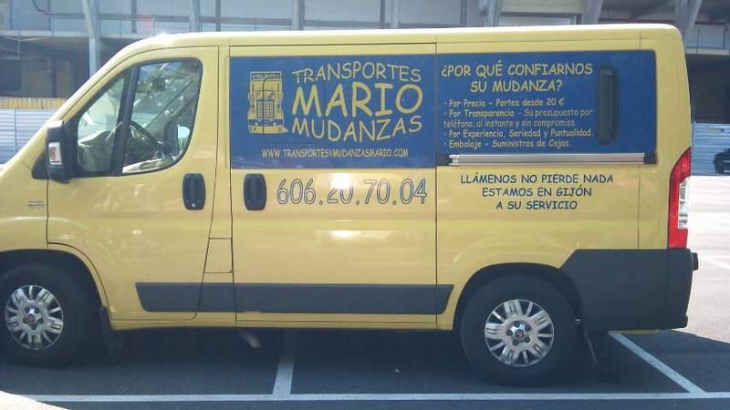 Foto 6 de Mudanzas y guardamuebles en Gijón | Transportes y Mudanzas Mario
