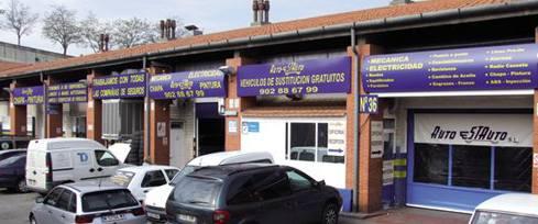 Foto 4 de Talleres de automóviles en Madrid | Auto-Estauto, S.L.