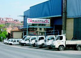 Foto 6 de Ferrallas en Teruel | Tamaconsa, S.L.