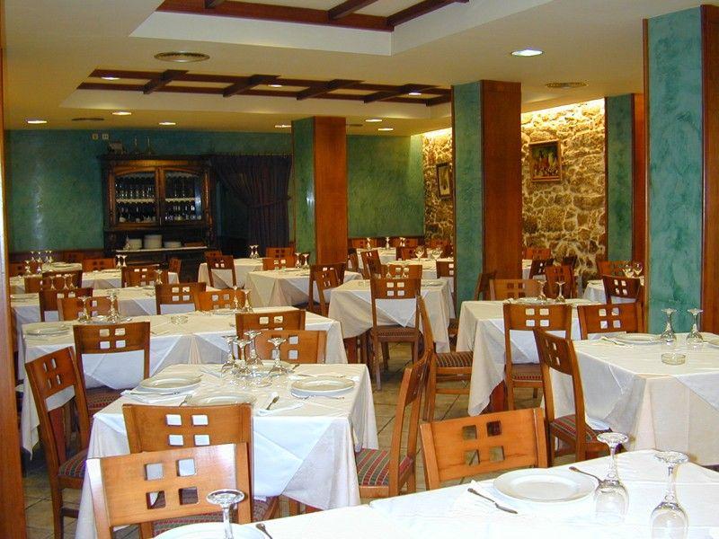 Restaurante para grupos en A Coruña