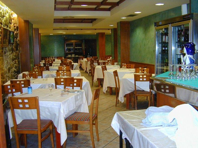Restaurante romántico en A Coruña