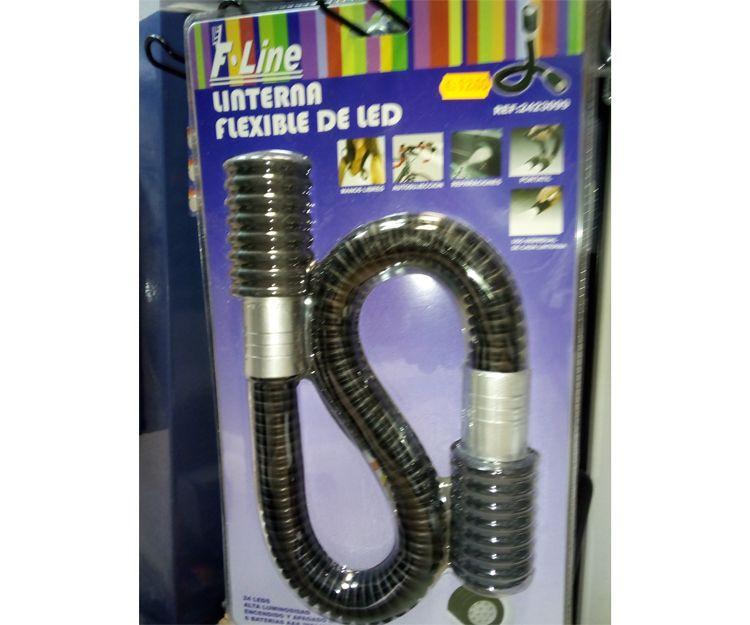 Linterna flexible Led
