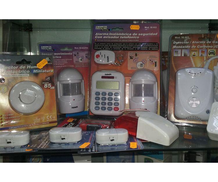 Sistemas de alarma inalámbricas