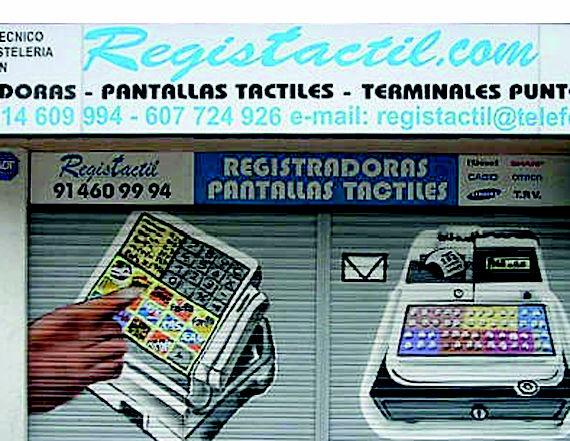 Foto 1 de Cajas registradoras en Madrid | Registáctil