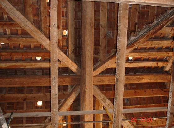 Foto 17 de Análisis y diagnosis de patologías en estructuras de madera en Girona | Helpest 21