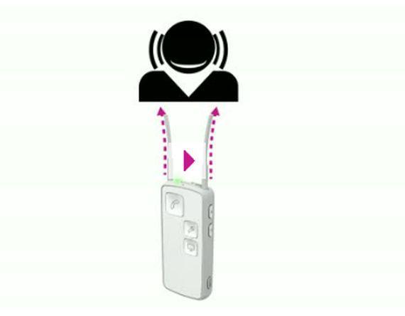Mando a distancia personal: Audífonos y accesorios de Centro Auditivo Virumbrales