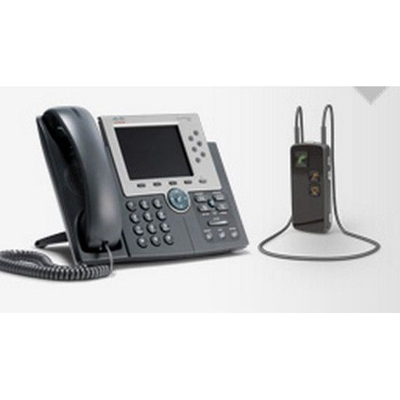 Teléfono de oficina: Audífonos y accesorios de Centro Auditivo Virumbrales