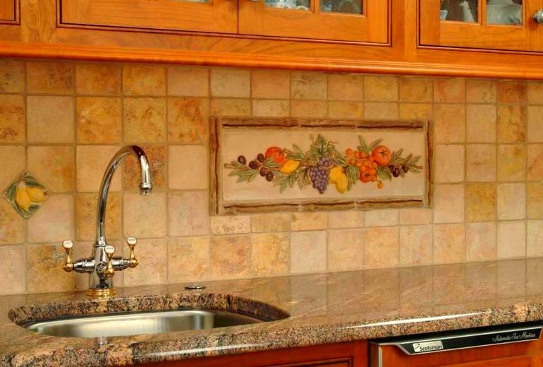 azulejos de cocina en Horcajo de Santiago