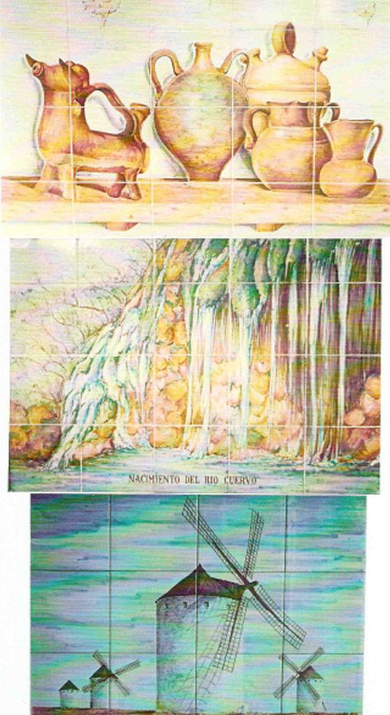Arte cerámico en Cuenca