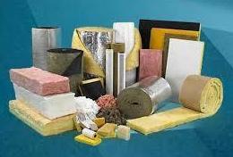 Materiales de construcción, aislantes