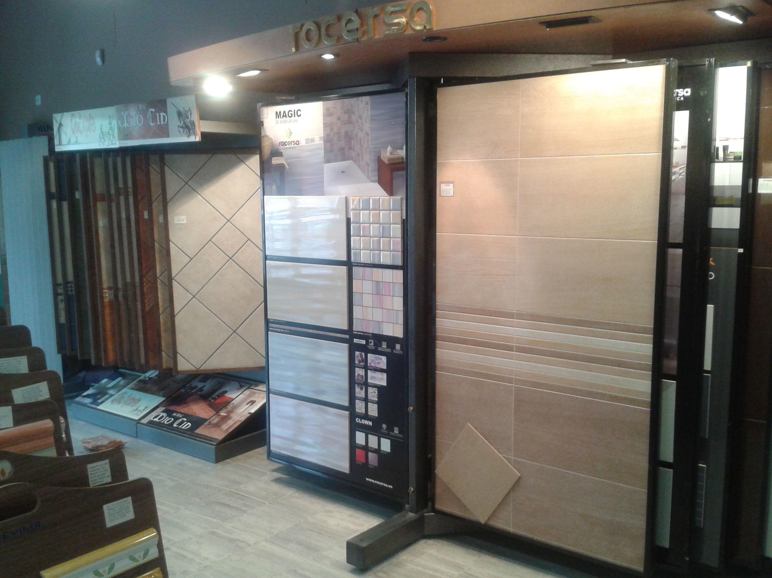 Exposición de azulejos en Cuenca
