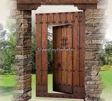 Puertas: Materiales de construcción de F. Campanero Materiales Construcción, S.L.