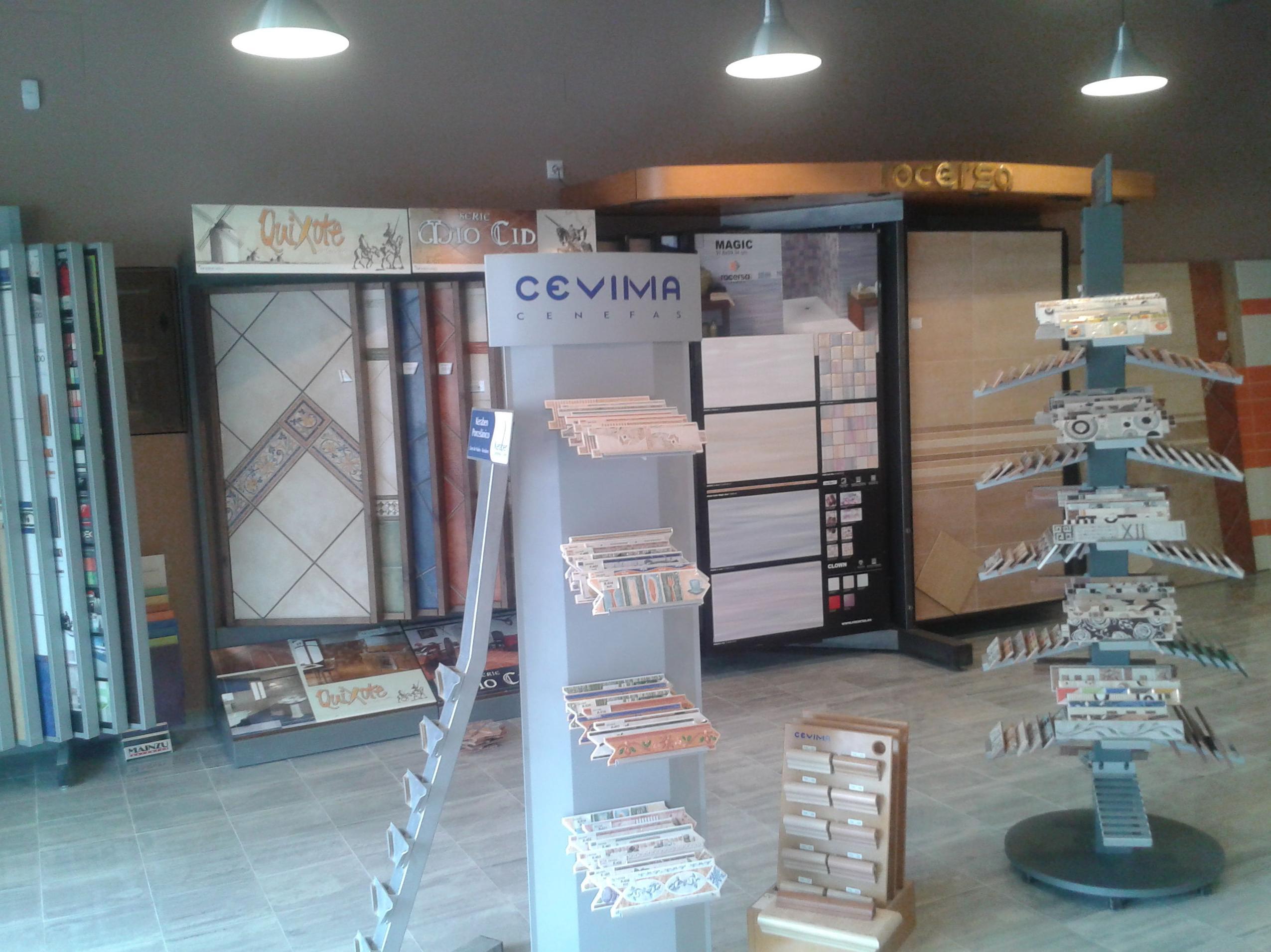 F. Campanero Materiales Construcción, S.L. en Horcajo de Santiago, Cuenca