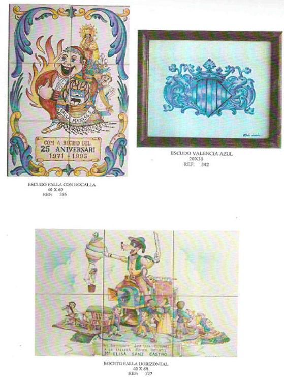 Azulejos personalizados en Cuenca