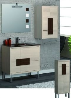 Muebles baño: Materiales de construcción de F. Campanero Materiales Construcción, S.L.