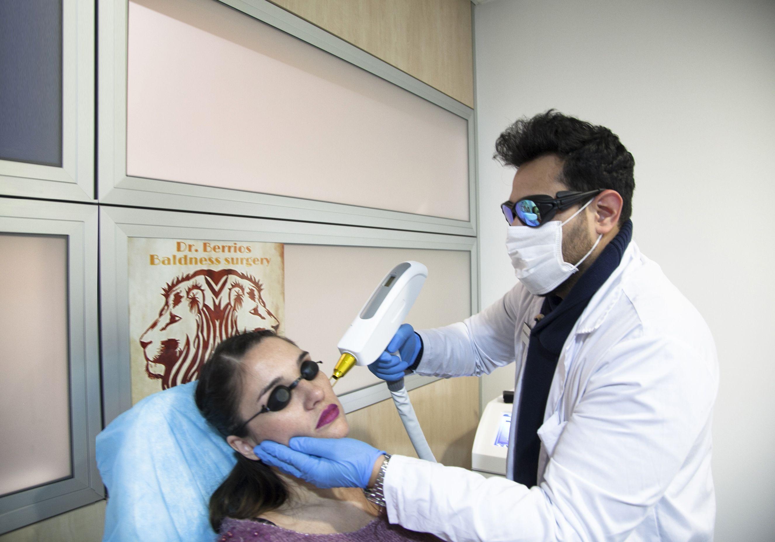 Profesionales en medicina estética en Barcelona