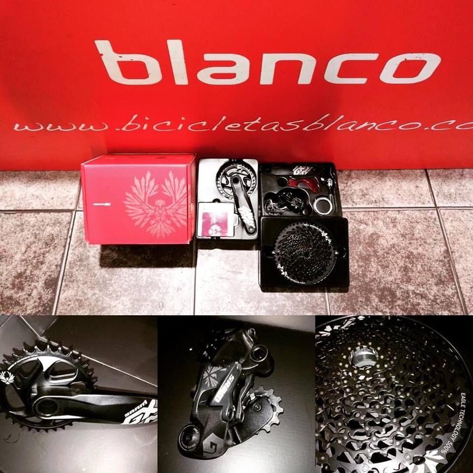 Foto 13 de Bicicletas en León | Bicicletas Blanco