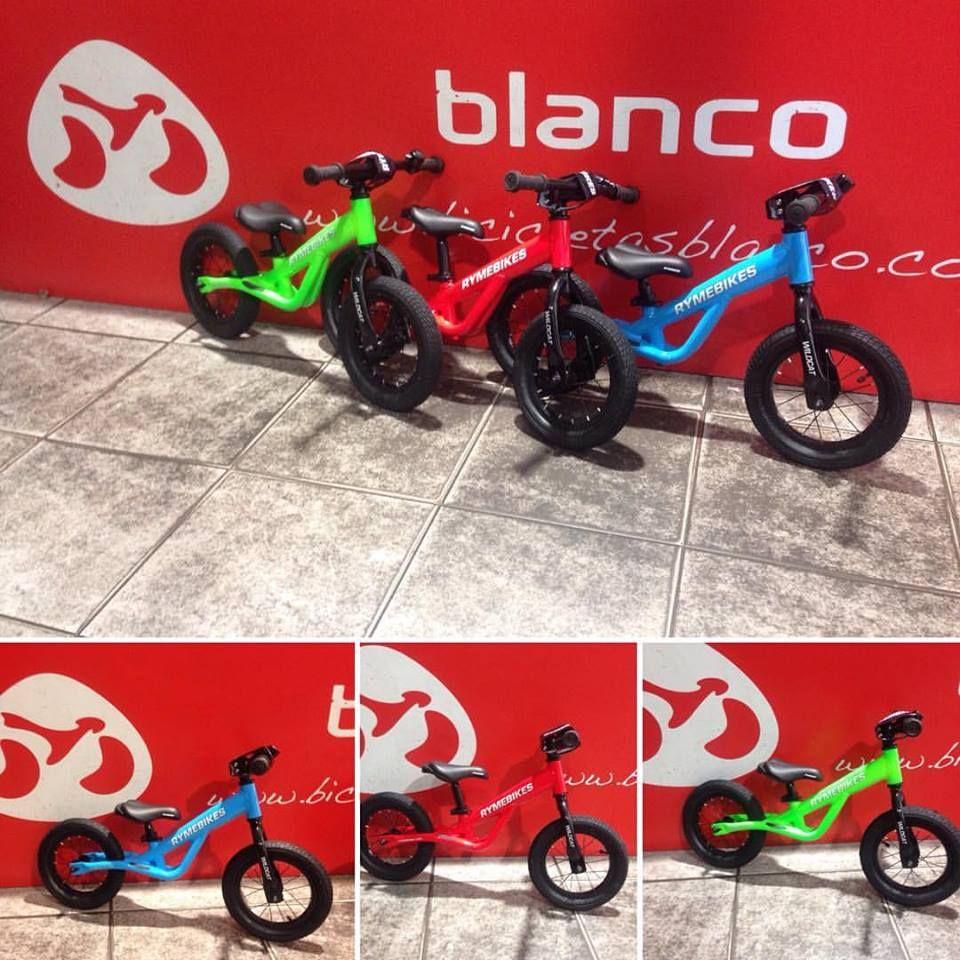 Bicicletas de niño en León