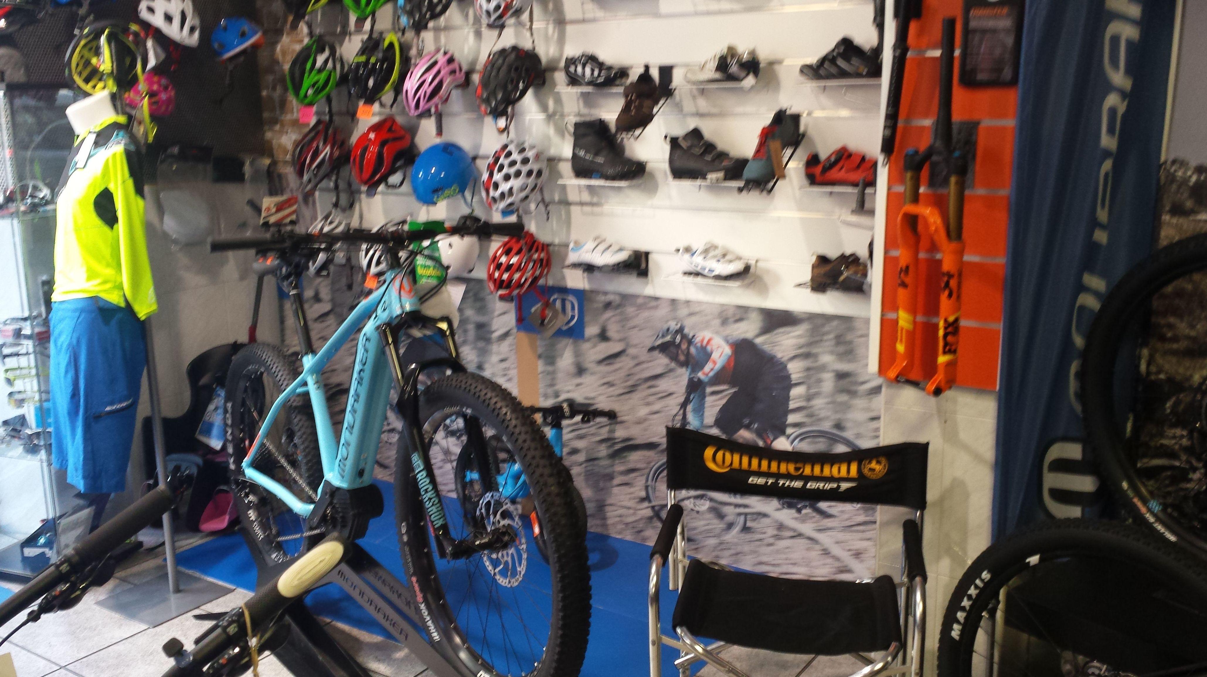 Foto 2 de Bicicletas en León | Bicicletas Blanco