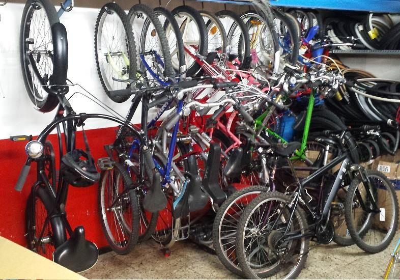 Foto 19 de Bicicletas en León | Bicicletas Blanco