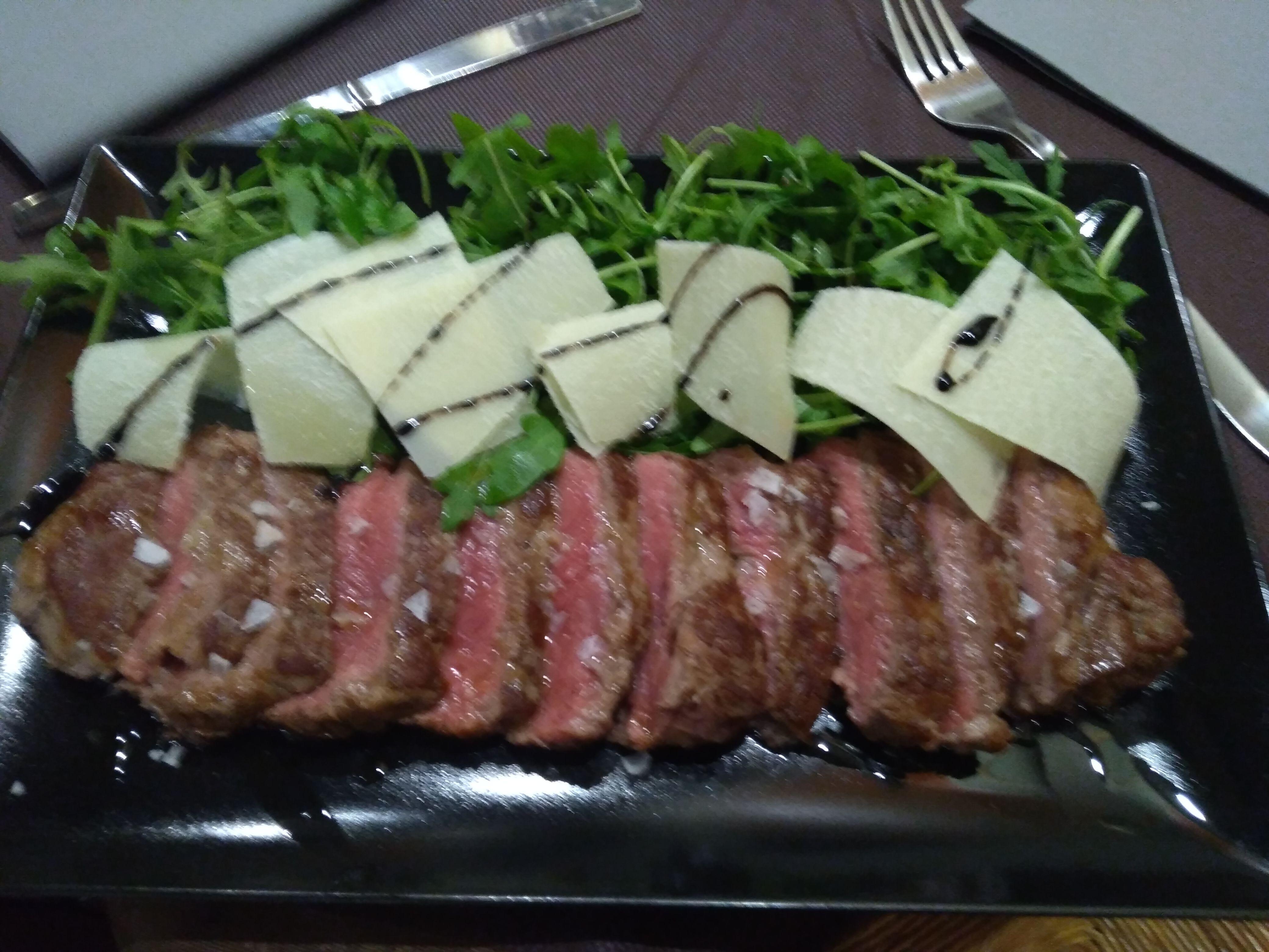 Platos típicos de la cocina italiana en Benalmádena