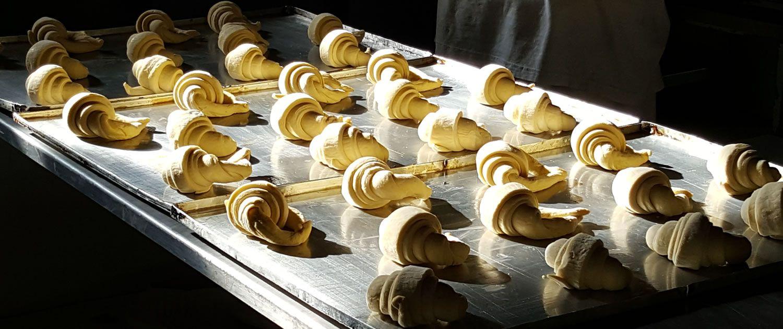 Panadería con productos artesanales en Santiago de Compostela