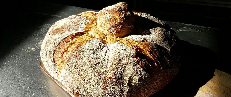 Panadería artesanal en Padrón