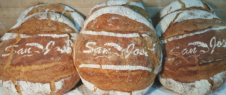 Panadería artesanal en Santiago de Compostela